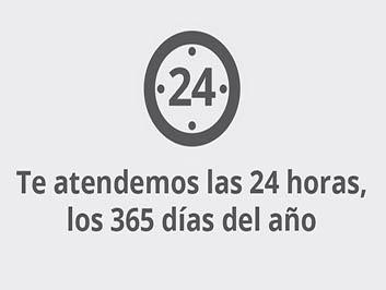 Asistencia jurídica 24 horas