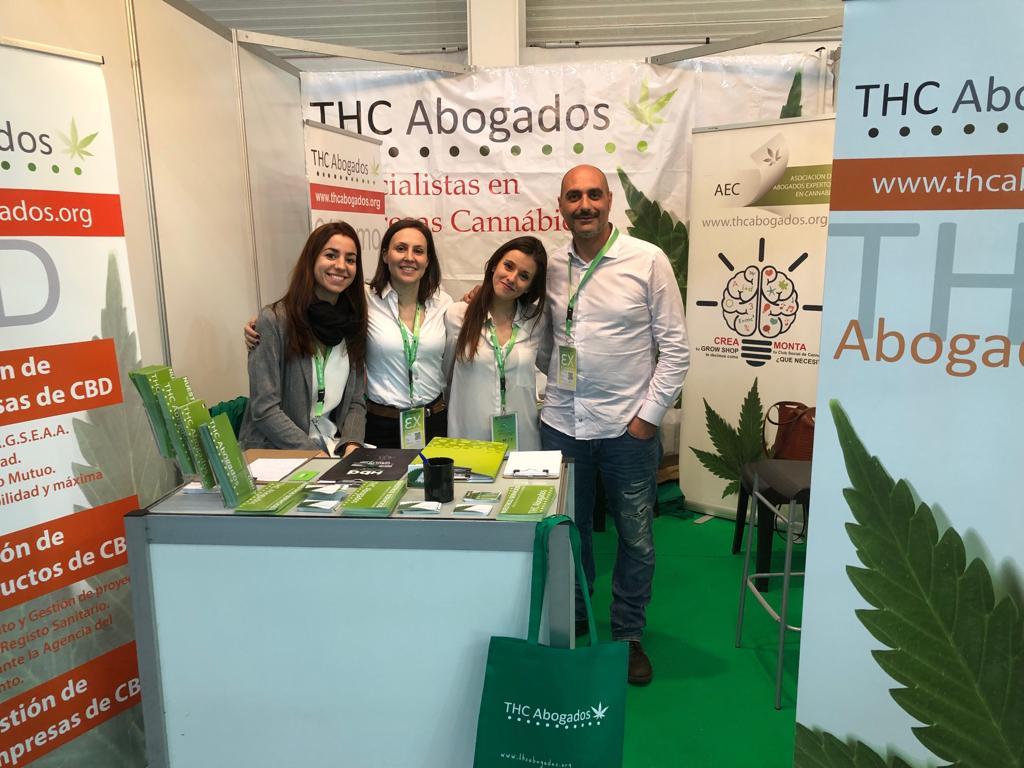 THC Abogados en Expogrow 2019